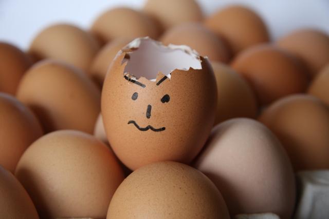 Empty Egg-head